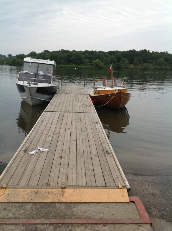 launching ramp, Waterford